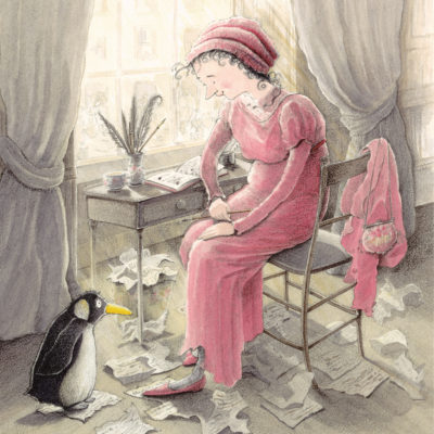 Jane Austen and the Penguin